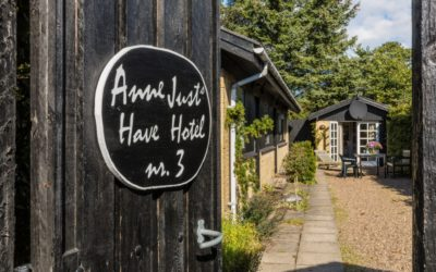 Anne Justs Havehotel
