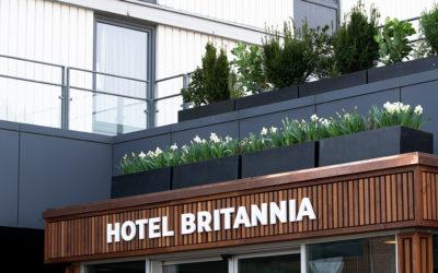 Hotel Britannia in Esbjerg