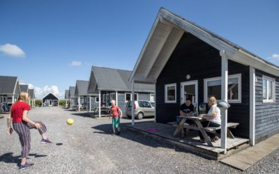 Thyborøn Camping, Hotel and Cabins