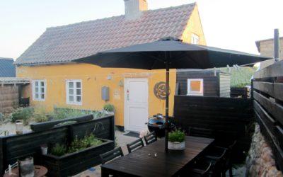 Fiskens Hus – Private accomodation