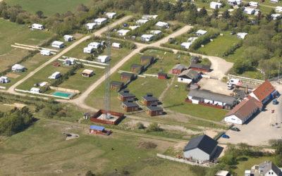 Krohavens Family Camping in Stenbjerg