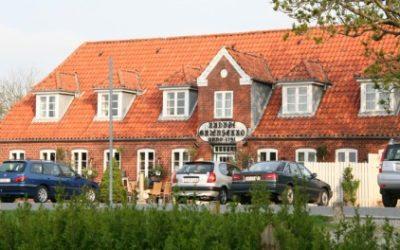 Rudbøl Grænsekro – Hotel